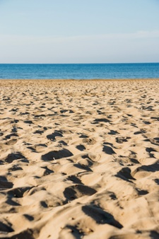 Foto di sabbia555